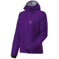 Haglofs Cyclone Q Fleece Jacket - Windstopper® (For Women)