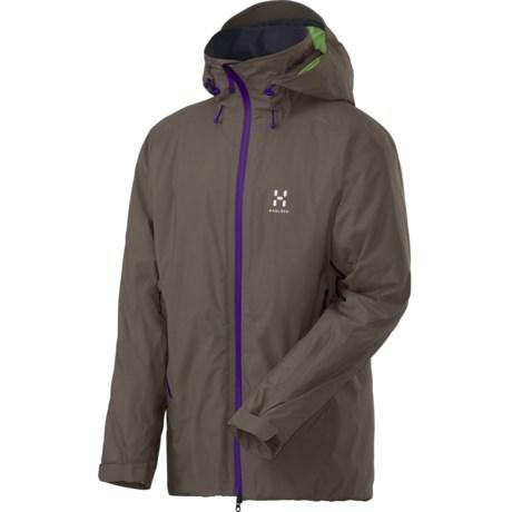 Haglofs SKRA Gore-Tex® Ski Jacket - Waterproof, Insulated (For Men)