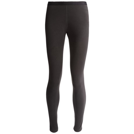 Terramar Fleece Base Layer Bottoms - Lightweight (For Women)