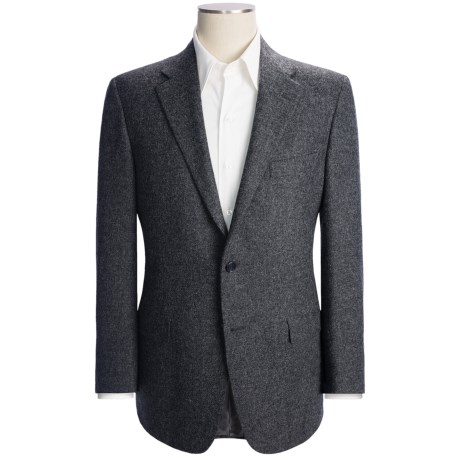 Hickey Freeman Solid Sport Coat - Wool (For Men)