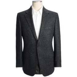 Hickey Freeman Tweed Sport Coat - Wool-Silk (For Men)