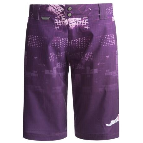Jett Ride Mountain Bike Shorts - Liner Shorts (For Women)