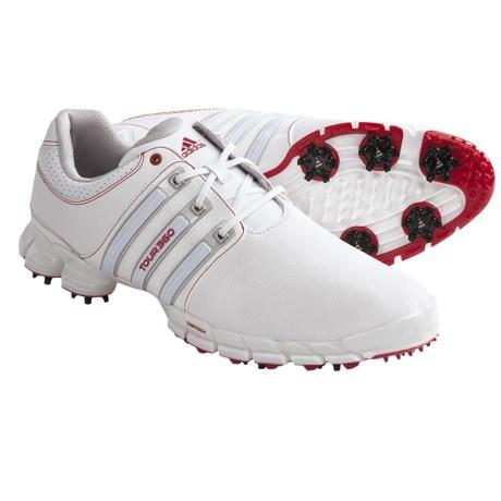 Adidas Tour360 ATV M1 Golf Shoes - Leather, THINTECH® (For Men)