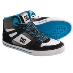 DC Shoes Spartan High WC SE Shoes - Leather (For Men)