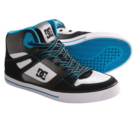 DC Shoes Spartan High WC SE Shoes - Leather (For Men)