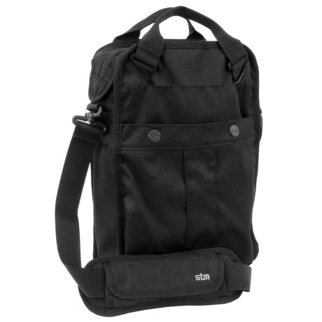 STM Flight Laptop Shoulder Bag - Medium, Canvas