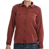 Ryan Michael LA Cowgirl Western Shirt - Snap Front, Long Sleeve (For Women)