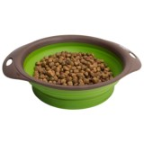 DW Bowls Collapsible Dog Bowl - Large