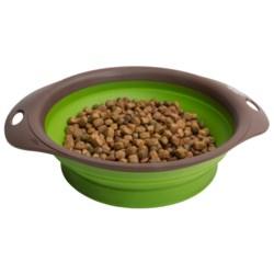 DW Bowls Collapsible Dog Bowl - Large