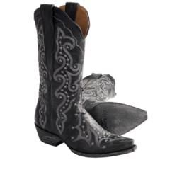 "Old Gringo Celeste Cowboy Boots - Leather, Snip Toe, 12"" (For Women)"