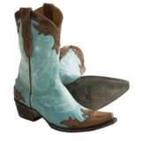 """Old Gringo Villa Vesuvio Cowboy Boots - 4-Toe, 10"""" (For Women)"""