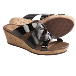 Cobb Hill Natasha Woven Wedge Sandals (For Women)