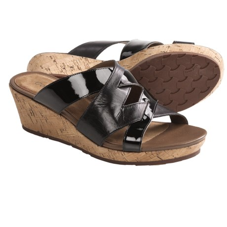 Cobb Hill Natasha Woven Wedge Sandals (For Women)
