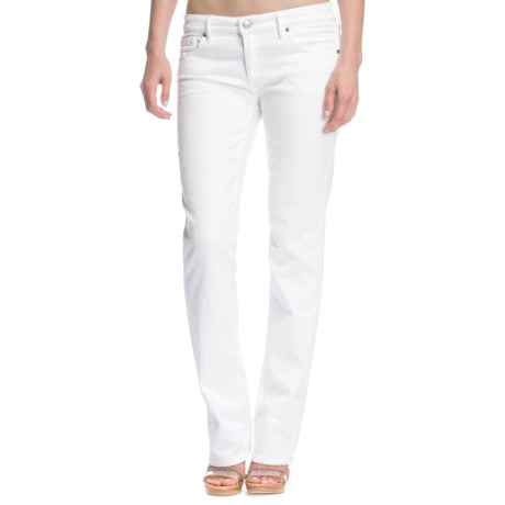 Agave Tomboy Jeans - Boyfriend Cut, Straight Leg (For Women)