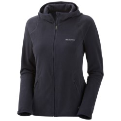 Columbia Sportswear Summit Rush Ridge Fleece Hoodie (For Women)