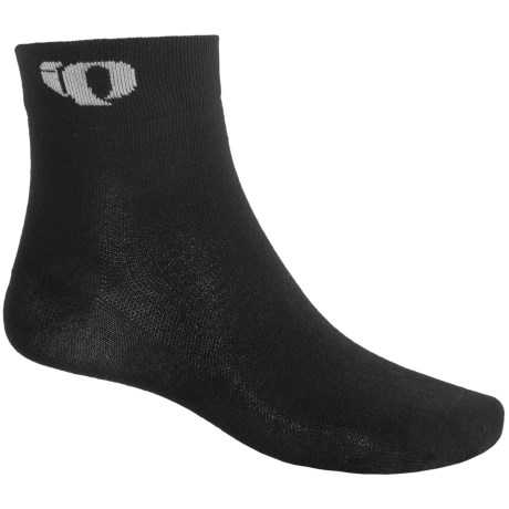 Pearl Izumi Attack Socks - Quarter Crew (For Men and Women)