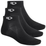 Pearl Izumi Attack Low Socks - 3-Pack, Ankle (For Men)