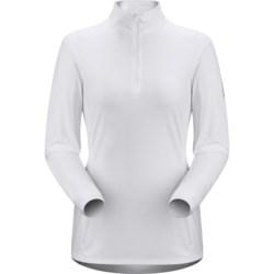 Arc'teryx Phase SL Base Layer Top - UPF 25, Lightweight, Zip Neck, Long Sleeve (For Women)