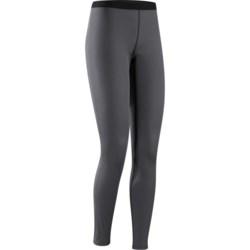 Arc'teryx Phase SL Base Layer Bottoms - UPF 25, Lightweight (For Women)