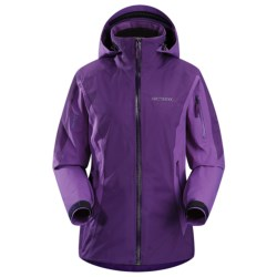 Arc'teryx Meta Gore-Tex® Ski Jacket - Hooded, Waterproof (For Women)