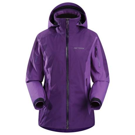 Arc'teryx Meta Gore-Tex® Ski Jacket - Hooded, Waterproof (For Women)