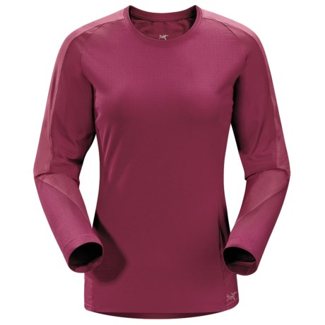 Arc'teryx Mentum Comp Shirt - UPF 50+, Long Sleeve (For Women)