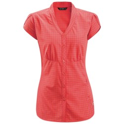 Arc'teryx Destina Shirt - Short Sleeve (For Women)