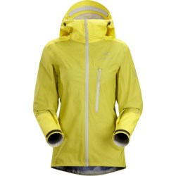 Arc'teryx Alpha FL Gore-Tex® Jacket - Waterproof (For Women)
