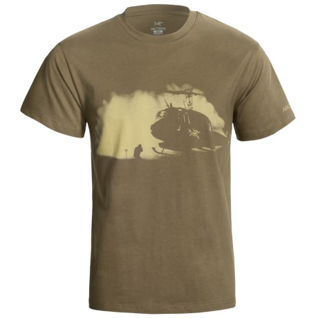 Arc'teryx Rotor Wash T-Shirt - Short Sleeve (For Men)