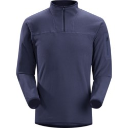 Arc'teryx Caliber Fleece Pullover - Zip Neck, Long Sleeve (For Men)