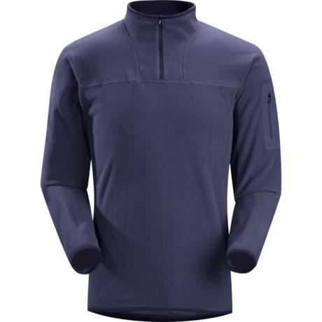 Arc'teryx Caliber Fleece Pullover - Zip Neck, Long Sleeve (For Men)