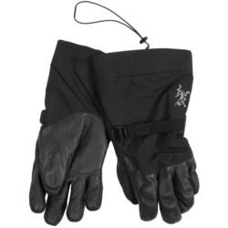 Arc'teryx Alpha SV Gore-Tex® XCR® Gloves - Waterproof (For Men)