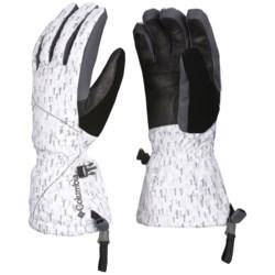 Columbia Sportswear Whilibird Omni-Heat® Gloves - Waterproof, Insulated (For Women)