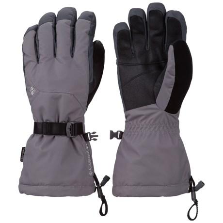 Columbia Sportswear Torrent Ridge Omni-Heat® Gloves - Waterproof, Insulated (For Men)