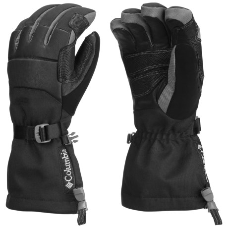 Columbia Sportswear Zircon Ridge Omni-Heat® Gloves - Waterproof, Insulated (For Men)