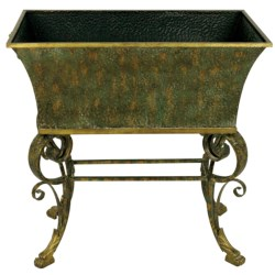 Sterling Lighting Hampton Court Planter Stand - Metal