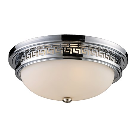 Elk Lighting Ceiling Flush Mount Light - 3-Light