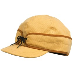 Stormy Kromer Cotton Cord Cap (For Men and Women)