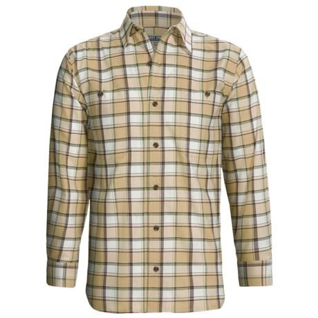 Stormy Kromer Deck Shirt - Cotton Twill, Long Sleeve (For Men)
