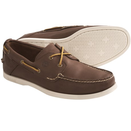 Timberland Earthkeepers Heritage Boat Shoes - Leather (For Men)