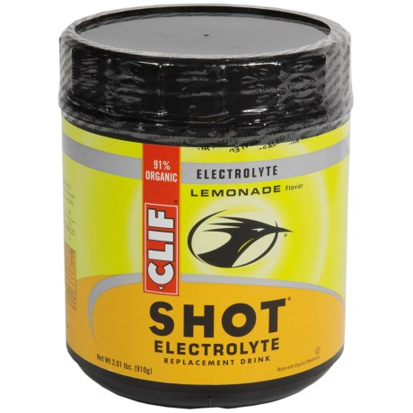 Clif Bar Shot Electrolyte Drink Mix