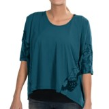 Nikita Currahee Shirt - Burnout, 3/4 Sleeve (For Women)