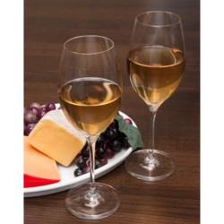 Rona Wine Expert White Wine Glasses - Crystal, Set of 2