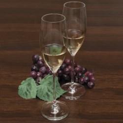 Rona Wine Expert Sparkling Wine Glasses - Crystal, Set of 2
