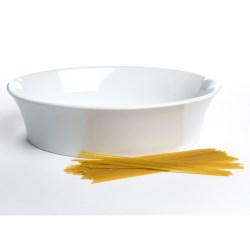 BIA Cordon Bleu Oval Pasta/Serving Bowl - Porcelain