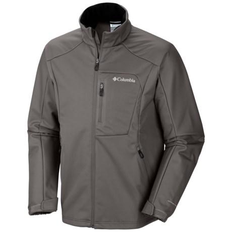 Columbia Sportswear Heat Mode Omni-Heat® Soft Shell Jacket (For Men)