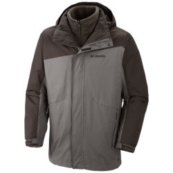 Columbia Sportswear Eager Air II Jacket - 3-in-1 (For Men)