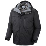 Columbia Sportswear Back to Hells Mountain Omni-Heat® Jacket - 3-in-1, Waterproof (For Men)