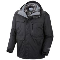 Columbia Sportswear Back to Hells Mountain Omni-Heat® Jacket - 3-in-1, Waterproof (For Men)