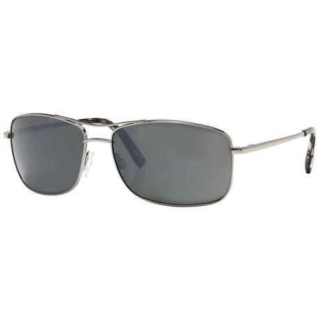 Reptile Burmese Sunglasses - Polarized Glass Lenses